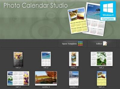Download Mojosoft Photo Calendar Studio 2015 1.20 Portable
