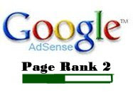 kenaikan page rank dan google adsense