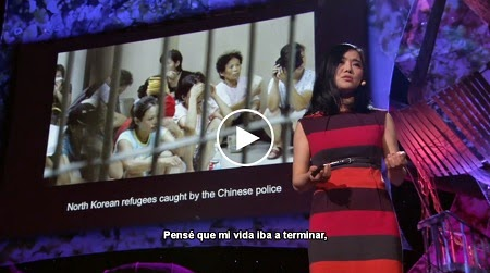 http://www.ted.com/talks/lang/es/hyeonseo_lee_my_escape_from_north_korea.html