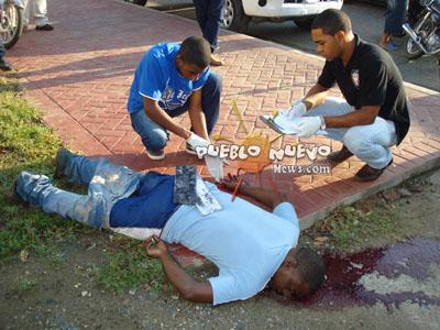 foto cadaver joven muerto: