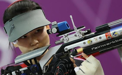Medali Emas Pertama Olimpiade Berkat Bangun Pagi