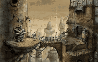 Machinarium v2.0.34 Apk Data
