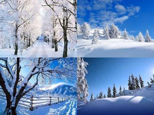 Gambar negara yang memiliki wisata salju paling indah