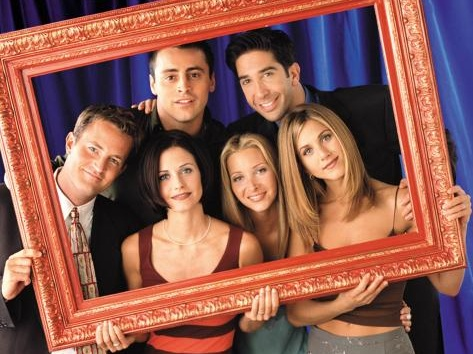 tv show friends aside from its attractive and hilarious cast the show