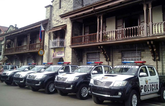 The mindanao examiner zamboanga city police force gets for Bureau zamboanga