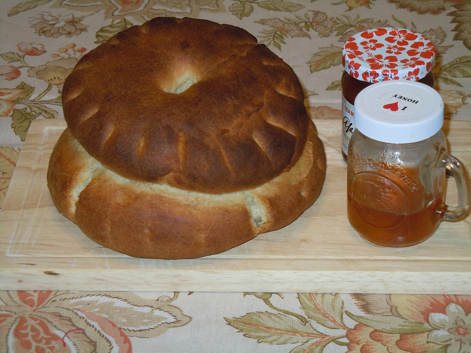 Let S Cook And Be Friends On Making Bread Cottage Loaf