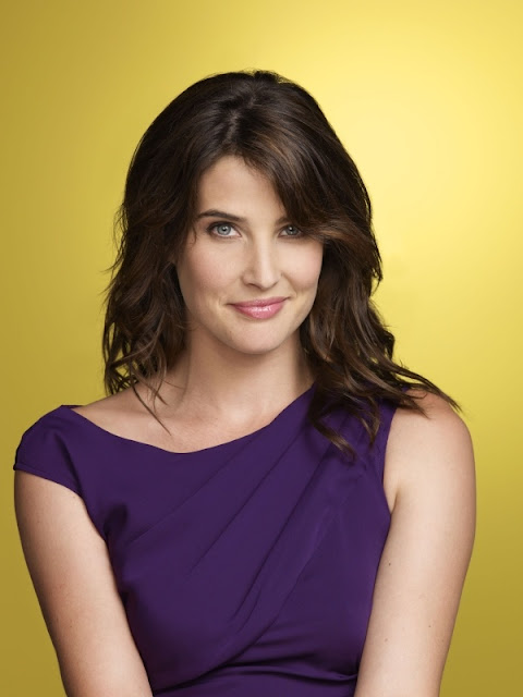 Hollywood Actress Cobine Smulders Hot Photos Stills