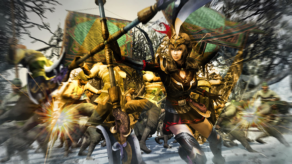 Dynasty Warriors 8 Xtreme Legends Full Version