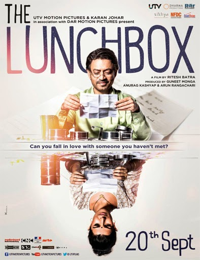 Ver Dabba (The Lunchbox) (2013) Online