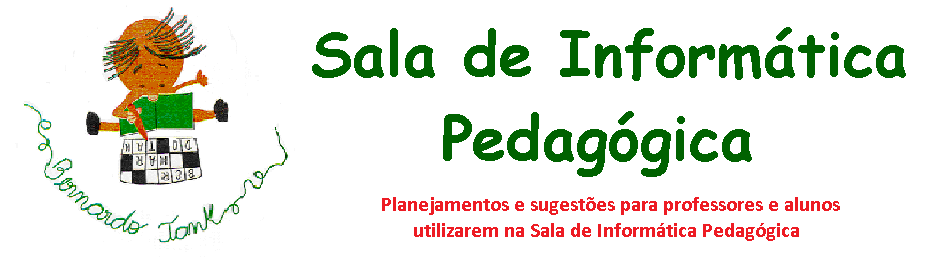SIP - Sala de Informática Pedagógica
