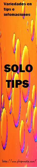 PLUS SOLO TIPS