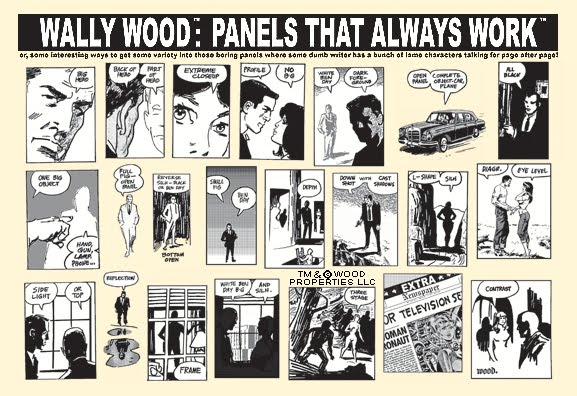 Buy Wood's PANELS THAT ALWAYS WORK!