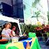 O DIA: Manifestantes organizam festa junina na porta da Câmara Municipal de Itaguaí - ´A quadrilha fica por conta da Câmara´