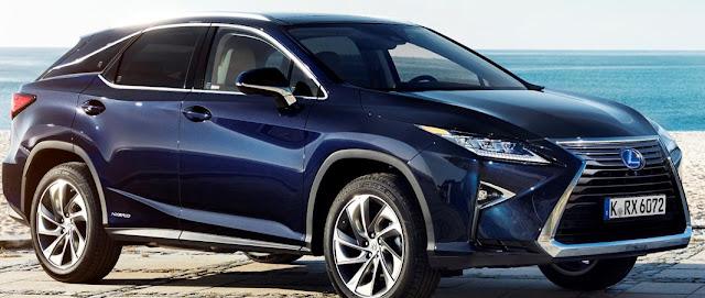 Yeni Lexus SUV yakında yollarda