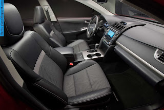 Toyota camry car 2013 interior - صور سيارة تويوتا كامري 2013 من الداخل
