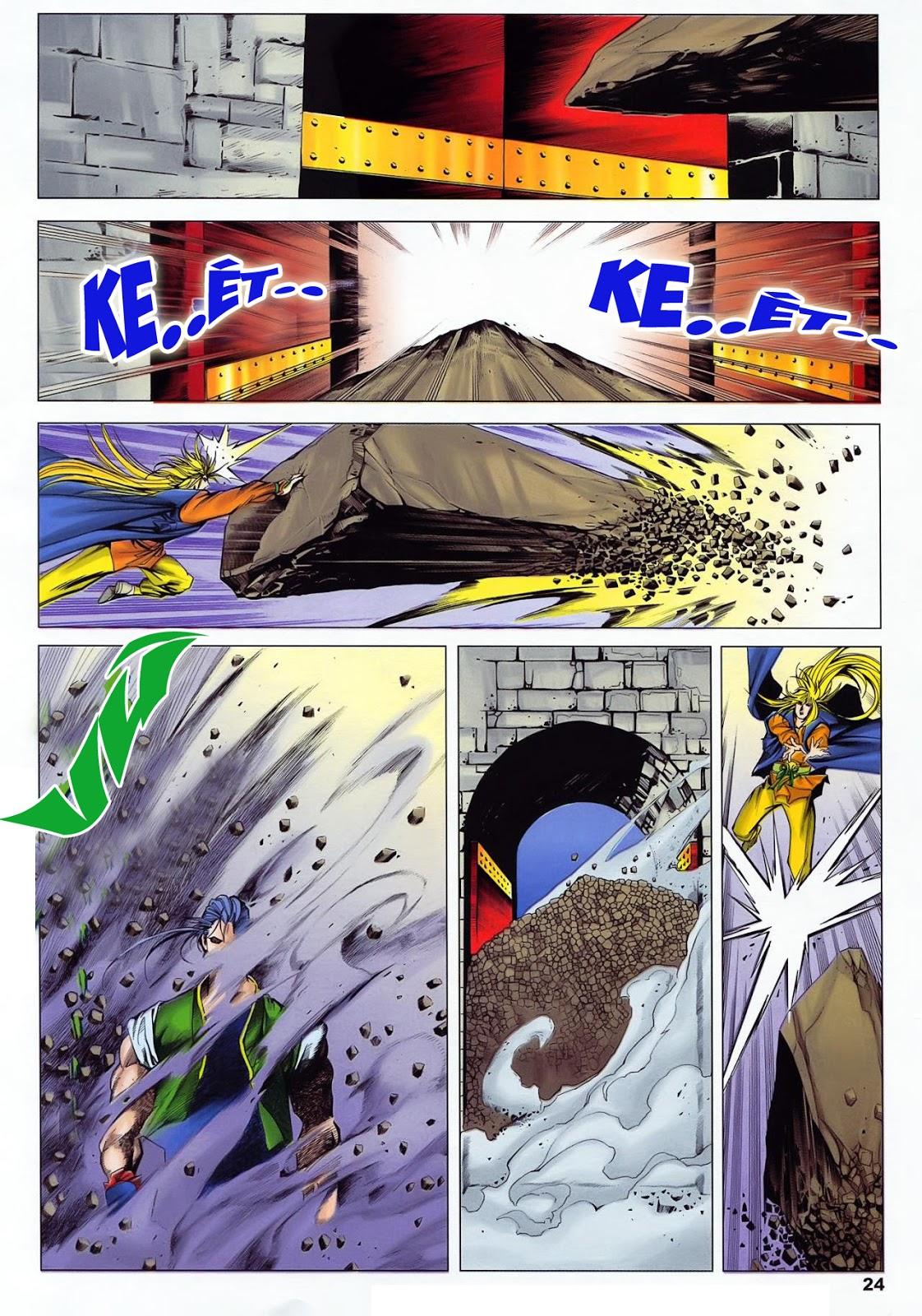 Lục Đạo Thiên Thư chap 36 - Trang 24