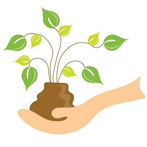 Imagenes de reciclar para imprimir imagenes y dibujos for Como cuidar las plantas ornamentales