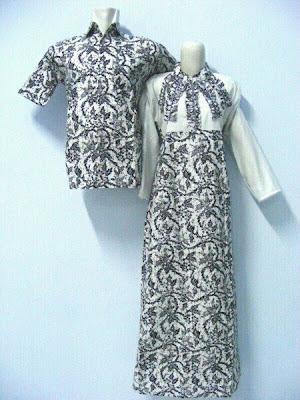 koleksi model baju batik danar hadi terbaru untuk wanita danar