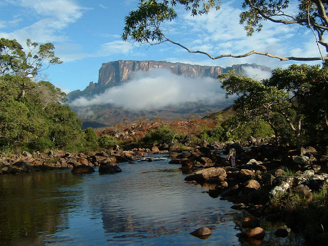 Old Blog Reborn....: Mount Roraima - The Amazing Places