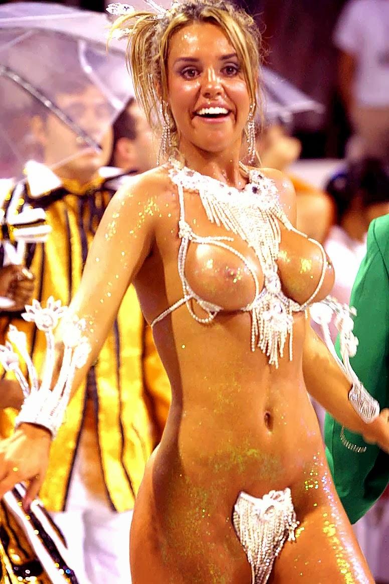 Carnival in Rio. Brazil
