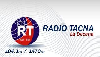 Radio Tacna 104.3 Fm La Decana