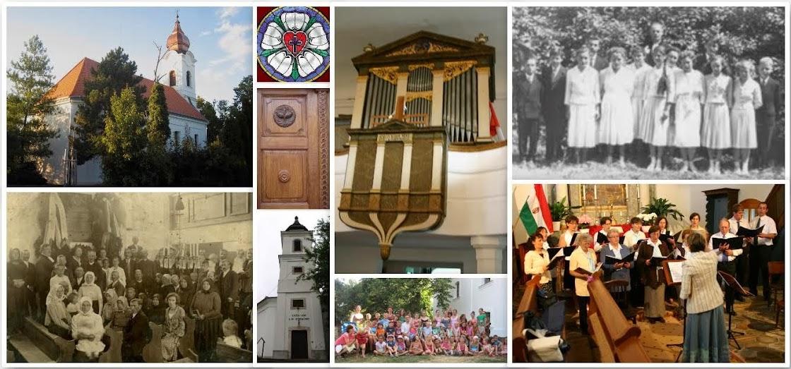 Tordas-Gyúrói Társult Evangélikus Egyházközség
