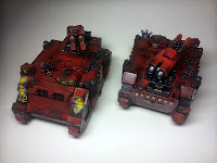 RAZORBACK - BLOOD ANGELS - WARHAMMER 40000 14