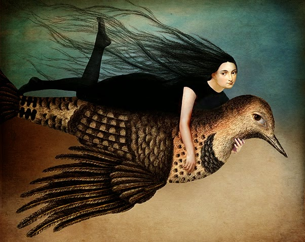 'Back to earth' by Catrin Welz-Stein