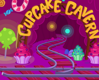Moshi Monsters Cupcake Cavern