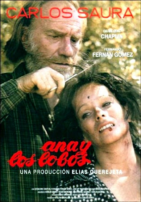 Ana y los lobos (1972).