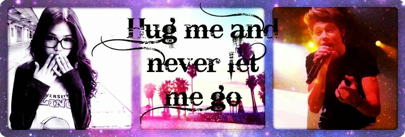 Hug me and never let me go