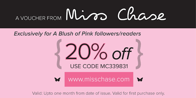 Exclusive Retail Therapy from Miss Chase. image