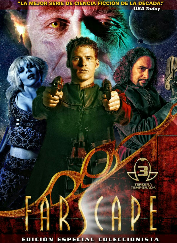 Farscape Temporada 3 [ WEB DL – 720p ]  Dual Latino/Ing