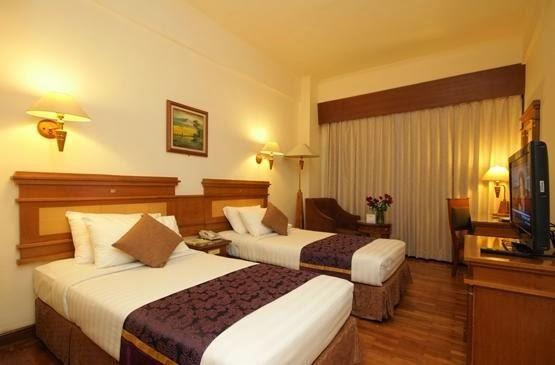 Hotel Maharaja Twin Bed Room