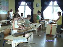 A 2012. évi nyári citeratábor ismét Szarvason