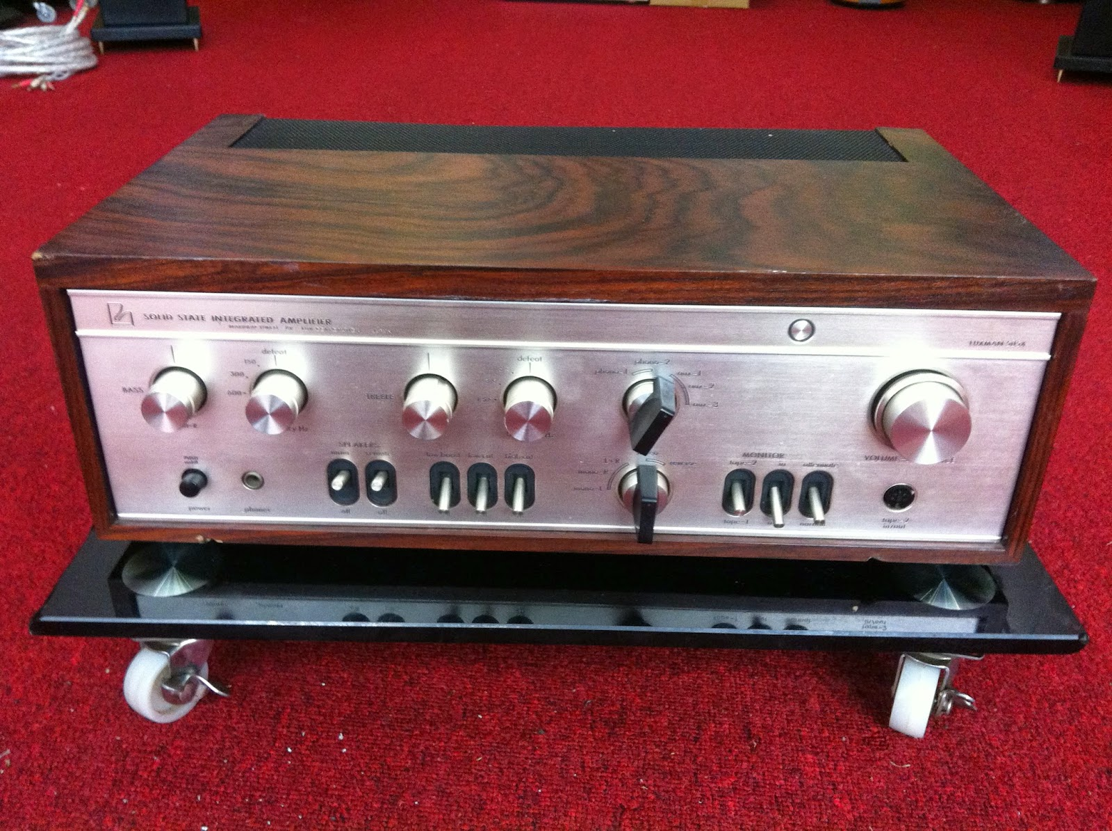 Amply Luxman SQ505x