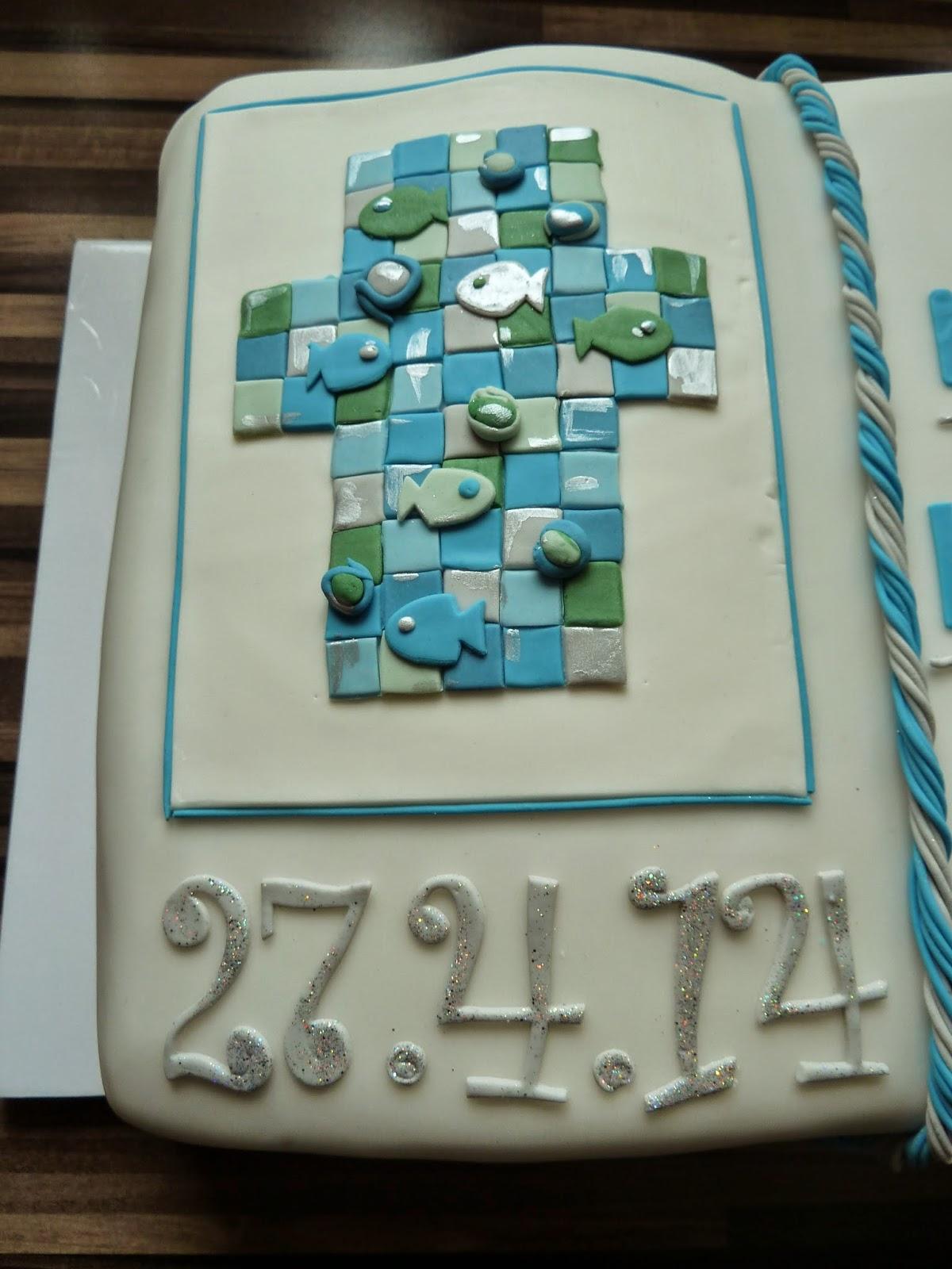 Cakez Creations With Heart Kommunion