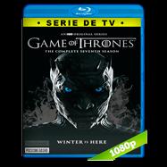 Juego de tronos (2017) Temporada 7 Completa Full HD 1080p Audio Dual Latino-Ingles