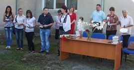 Aspecte de la festivitatea de premiere, Liceul Teoretic Roznov, 21.06.2013...