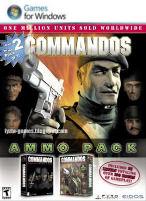 Commandos: Ammo Pack PC Cover