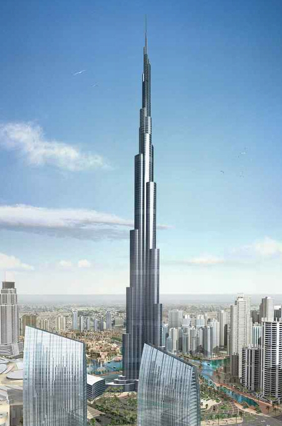 worlds tallest buildings images