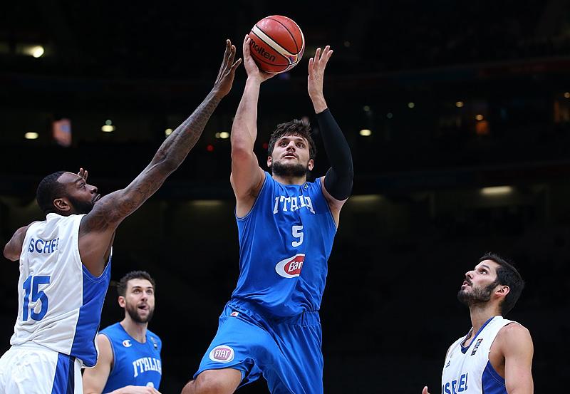 Italia 82 - Israele 52 | Eurobasket 2015