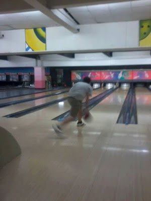 Bowling at Lopue's East Bacolod