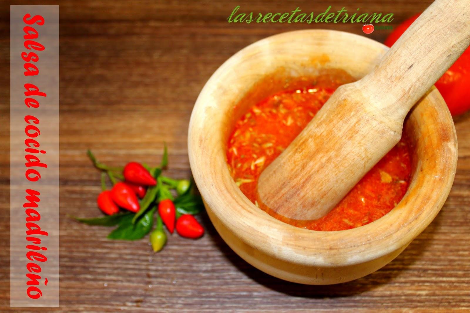 Las recetas de triana salsa de cocido 2 0 - Salsa para bogavante cocido ...