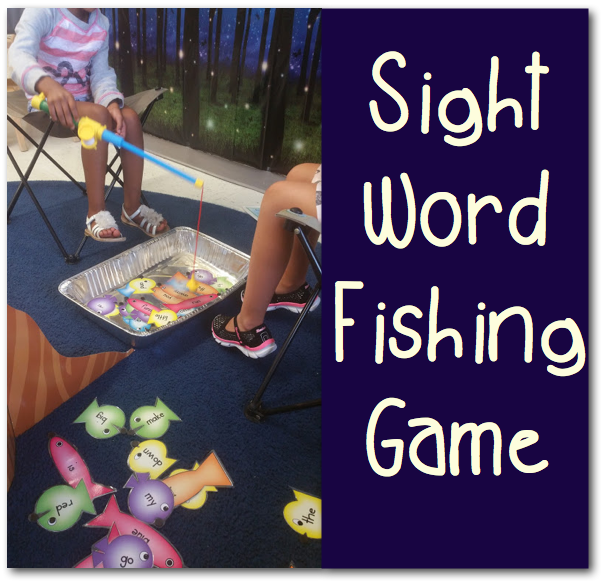 Sight Word Fishing