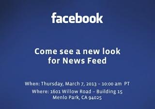 facebook evento 7 marzo 2013
