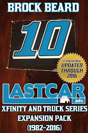 LASTCAR: XFINITY and Truck Series Expansion Pack - On Sale For $3.99!