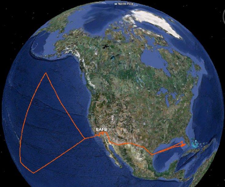 Los hackers afirmaron que podían manipular la ruta de vuelo de un drone de la NASA y tenían intenciones de hacerlo estrellar en el Océano Pacífico.