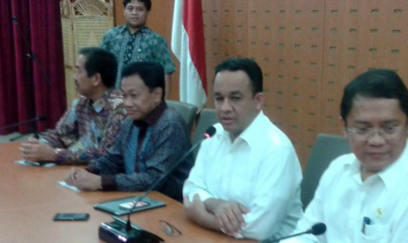 Indonesia's education minister will change the book into a tablet