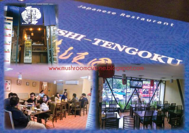 Sushi Tengoku Bandung